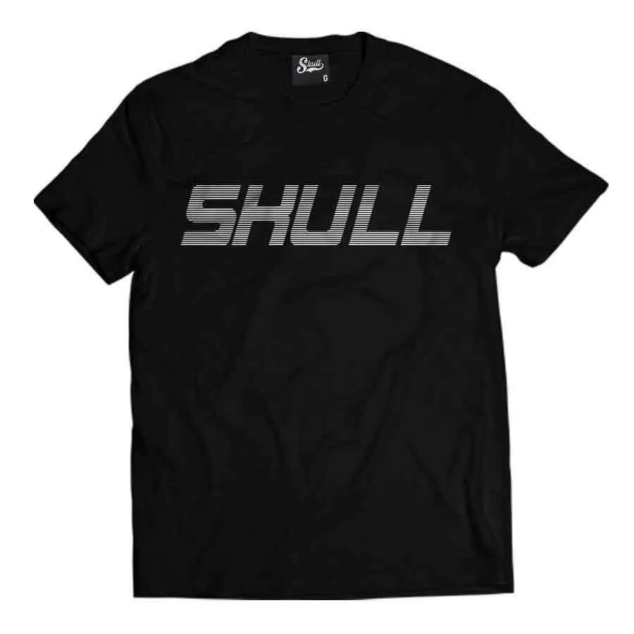 Camiseta Skull Clothing Striped