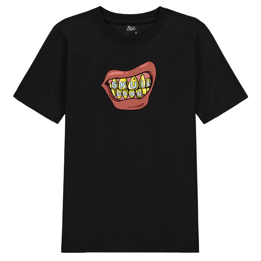 Camiseta Skull Gang