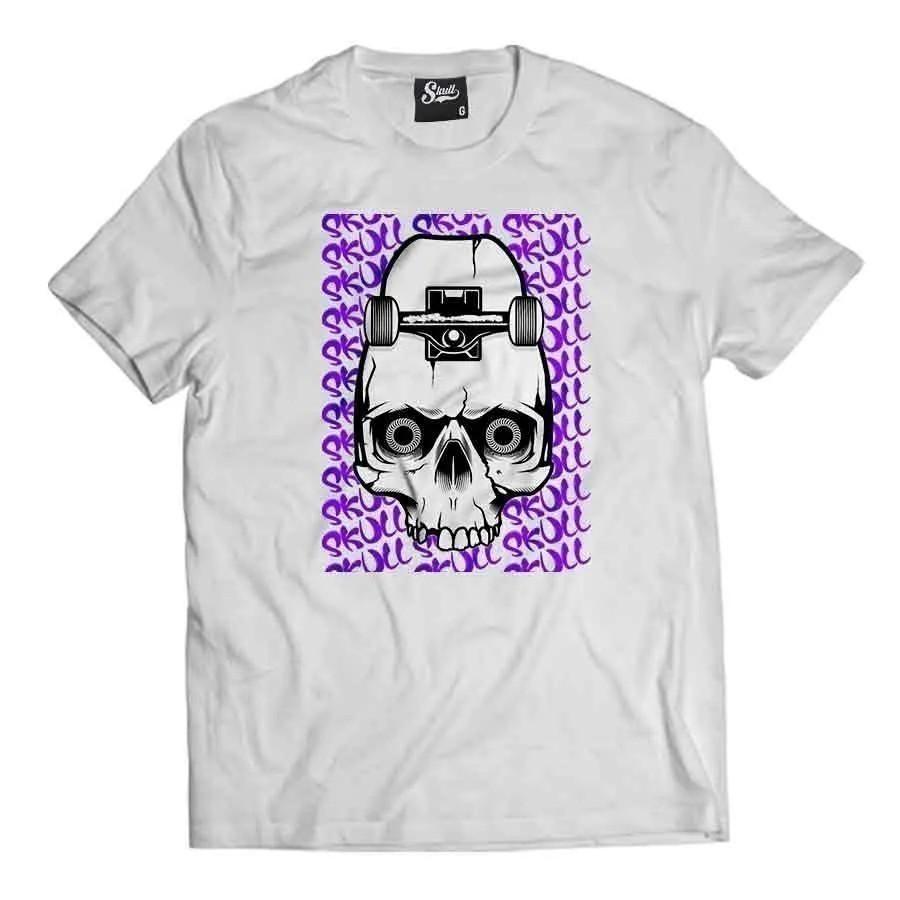 Camiseta Skull Sk8