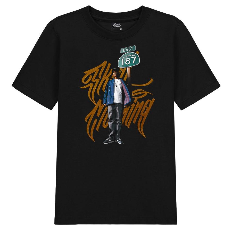 Camiseta Snoop Neva Left