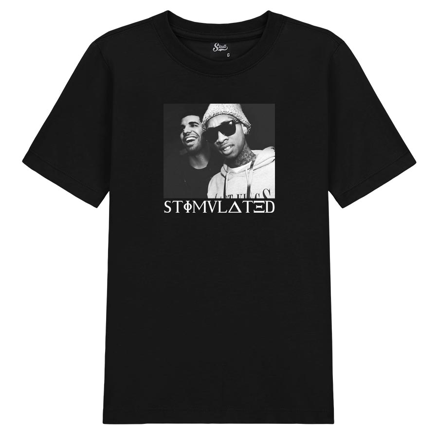 Camiseta Stimulated