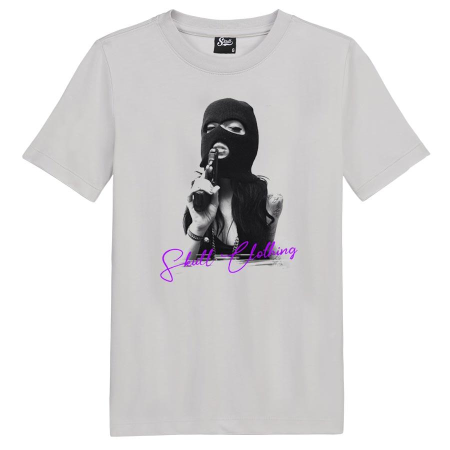Camiseta Thug Girl