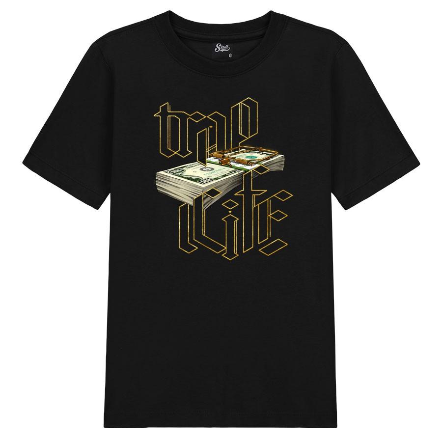 Camiseta Trap Life