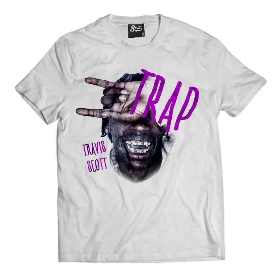Camiseta Trap Travis Scott