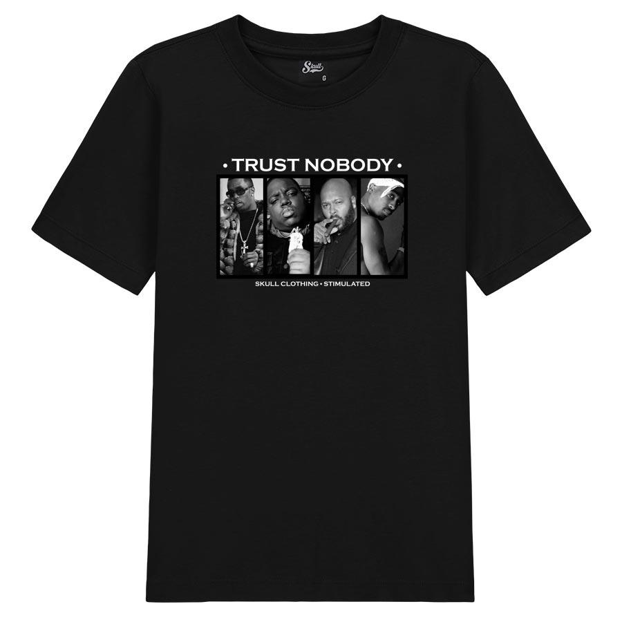 Camiseta Trust Nobody