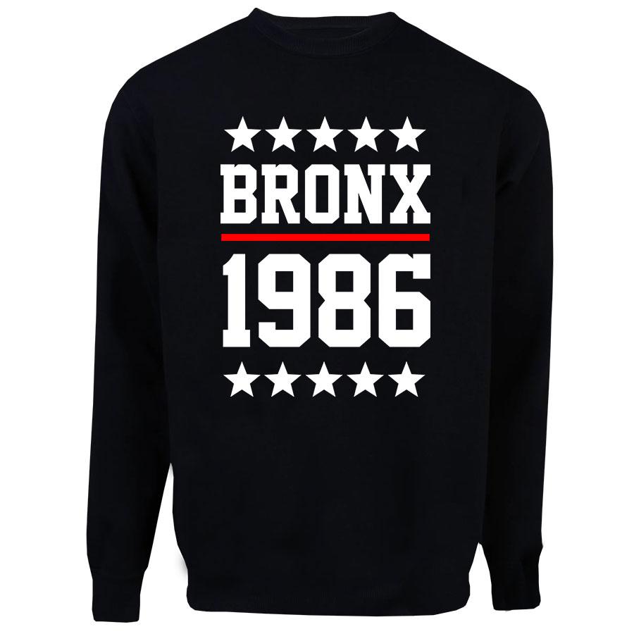 Casaco Moletom Bronx 1986
