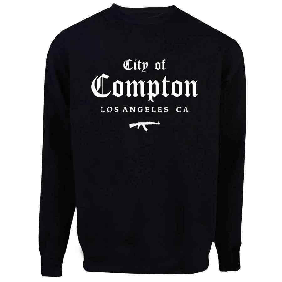 Casaco Moletom City of Compton