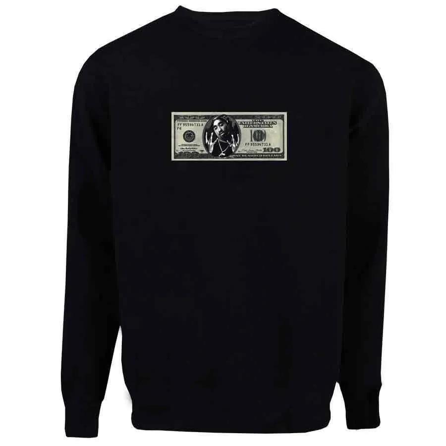 Casaco Moletom Dollar 2Pac