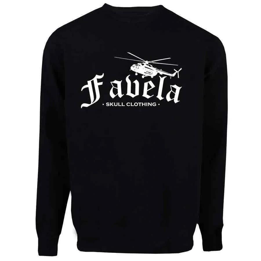 Casaco Moletom Favela