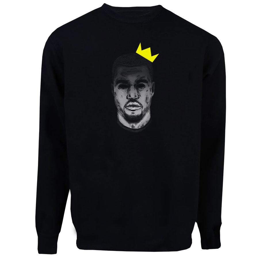 Casaco Moletom Kanye King