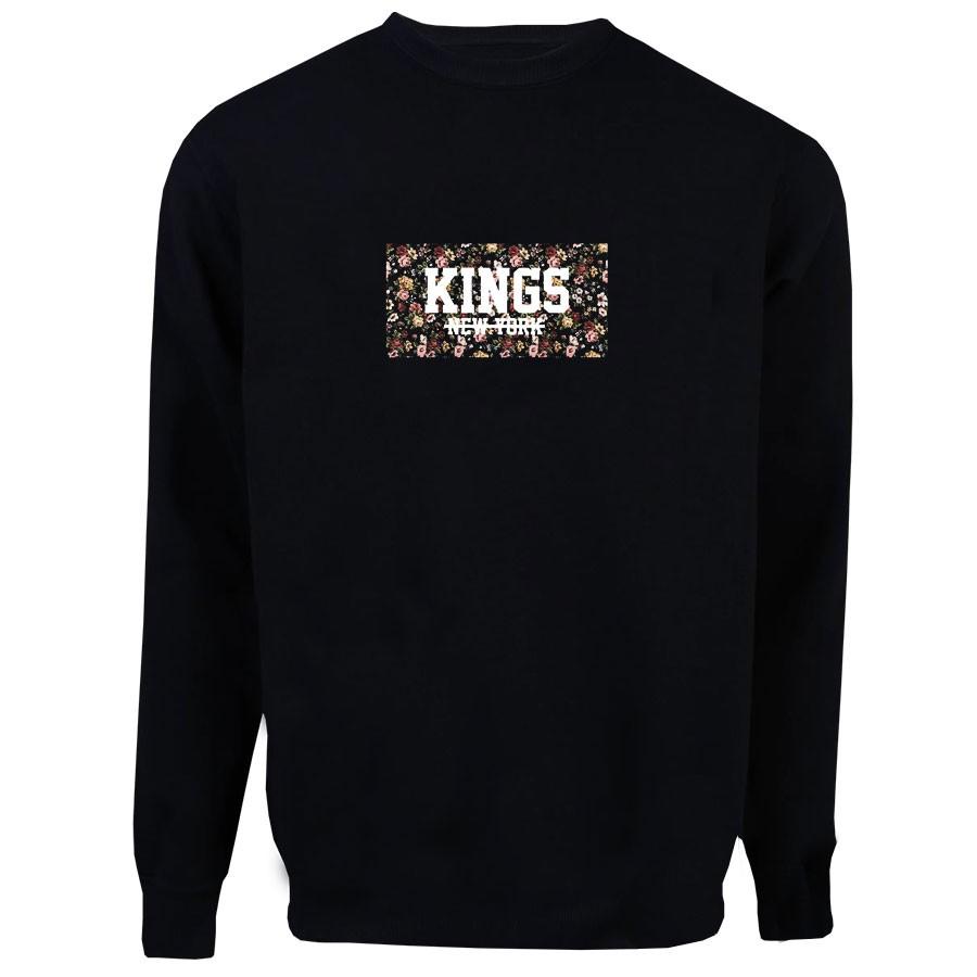 Casaco Moletom Kings NY