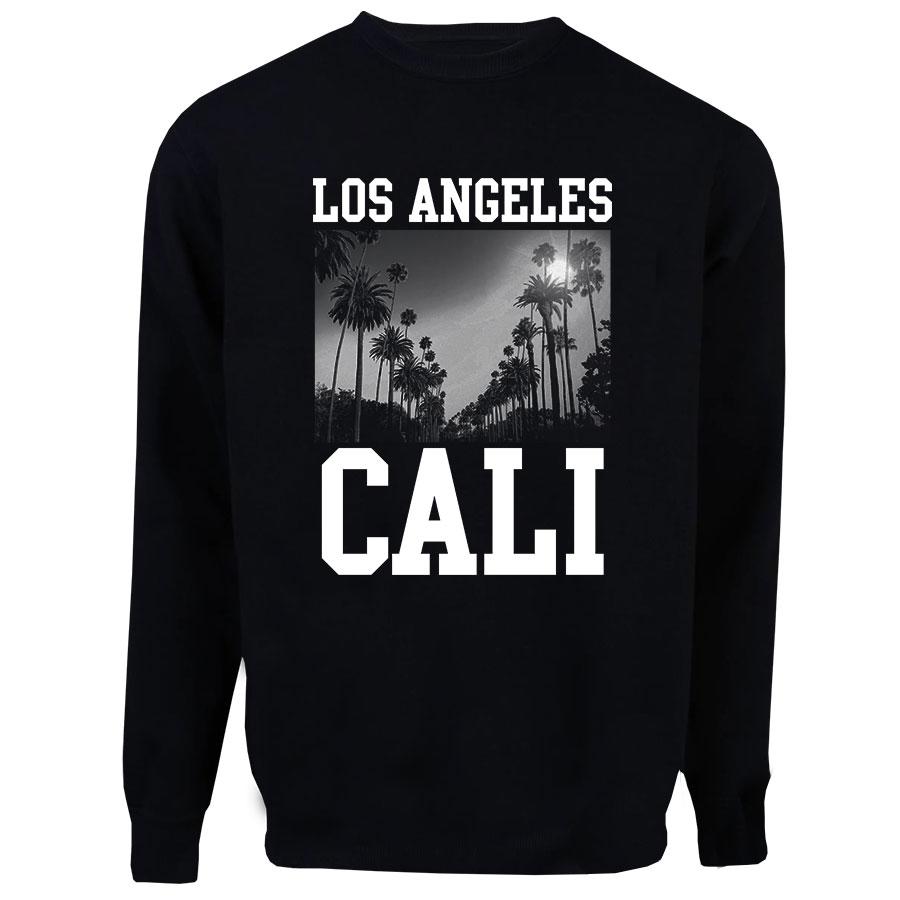 Casaco Moletom Los Angeles