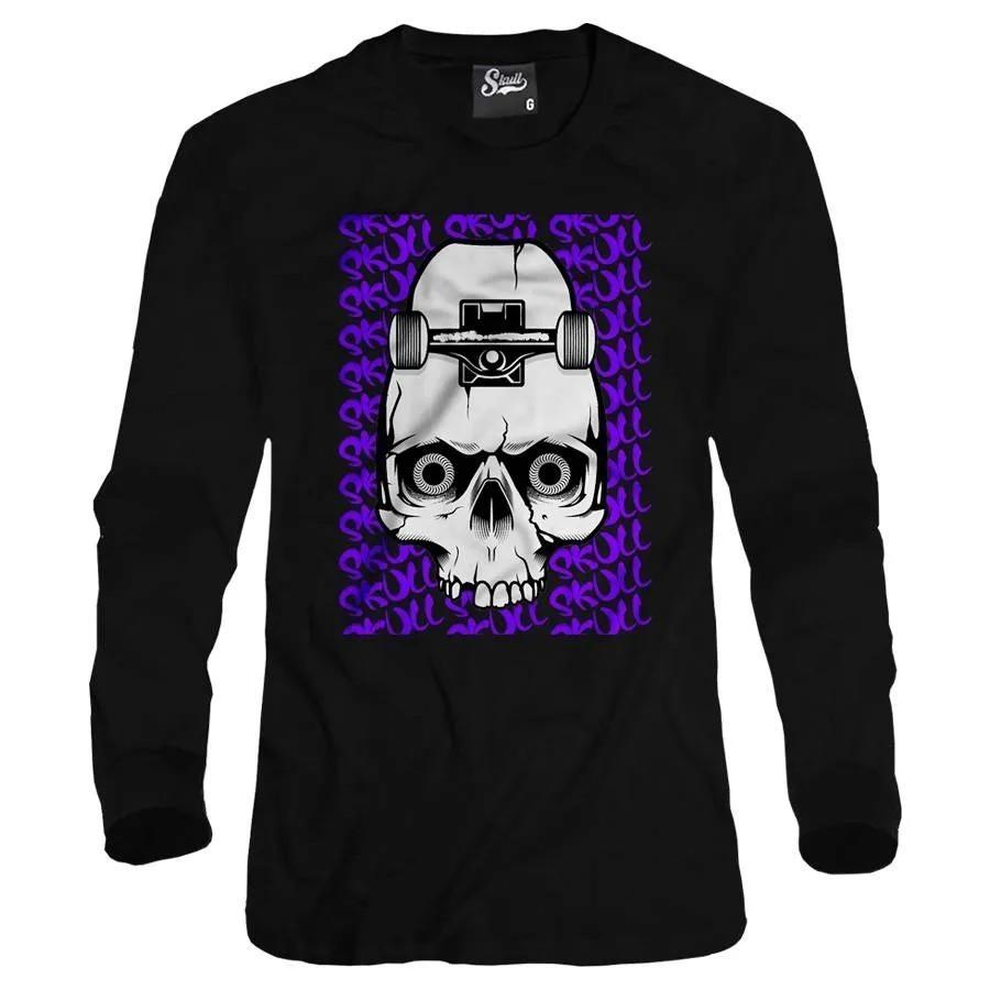 Casaco Moletom Skull Sk8