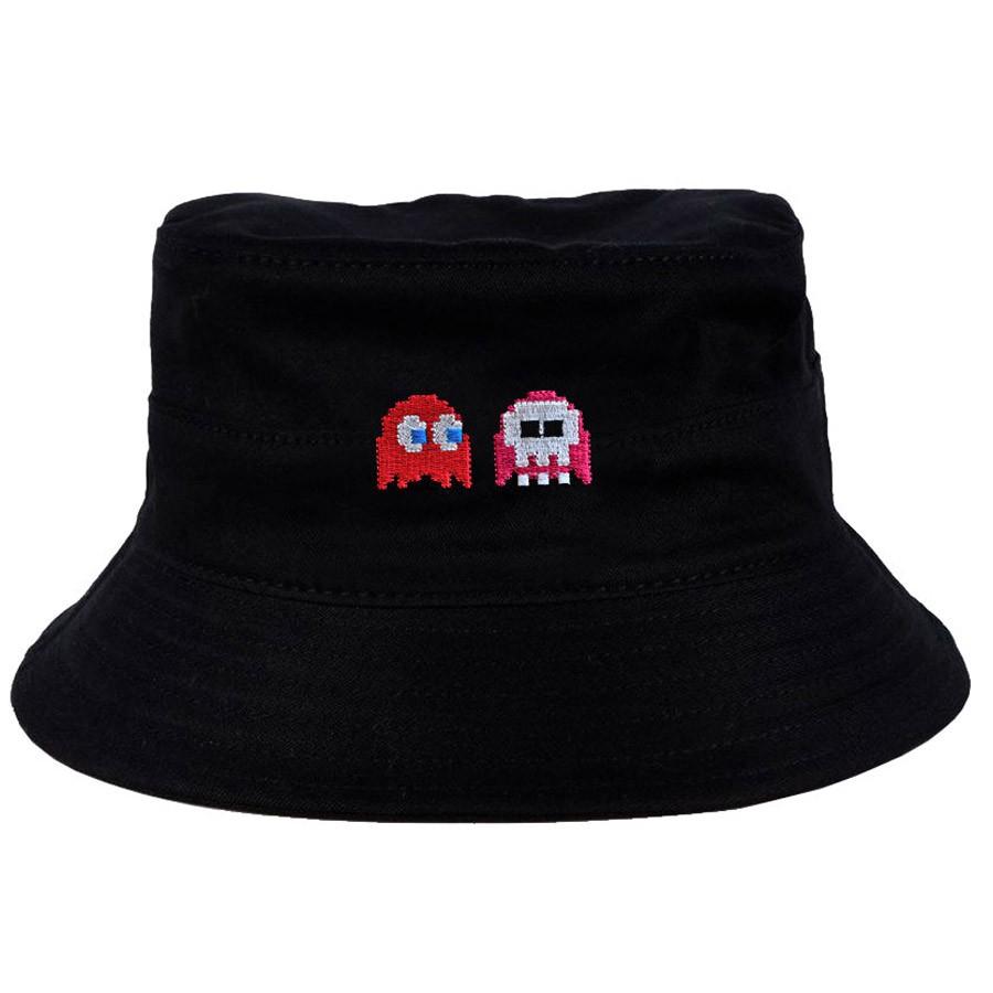 Chapéu Bucket Arcade Preto