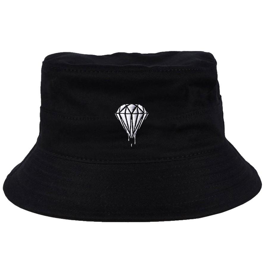 Chapéu Bucket Diamond Preto