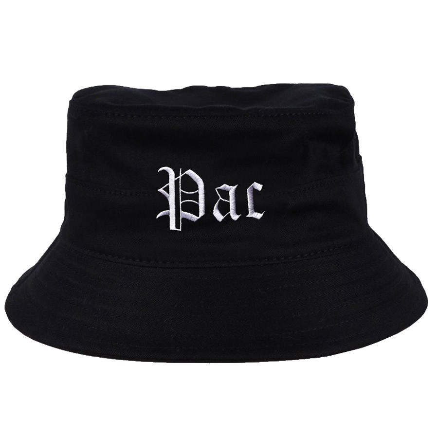 Chapéu Bucket PAC Preto