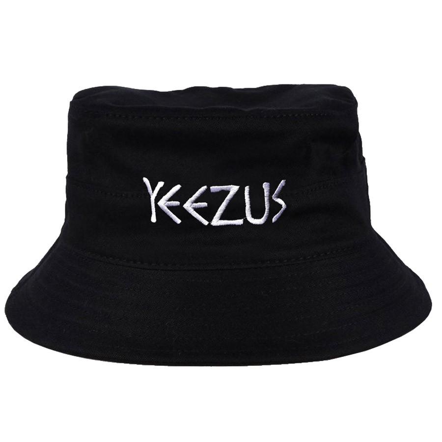 Chapéu Bucket Yeezus Preto