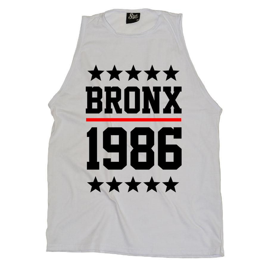 Regata Masculina Bronx 1986