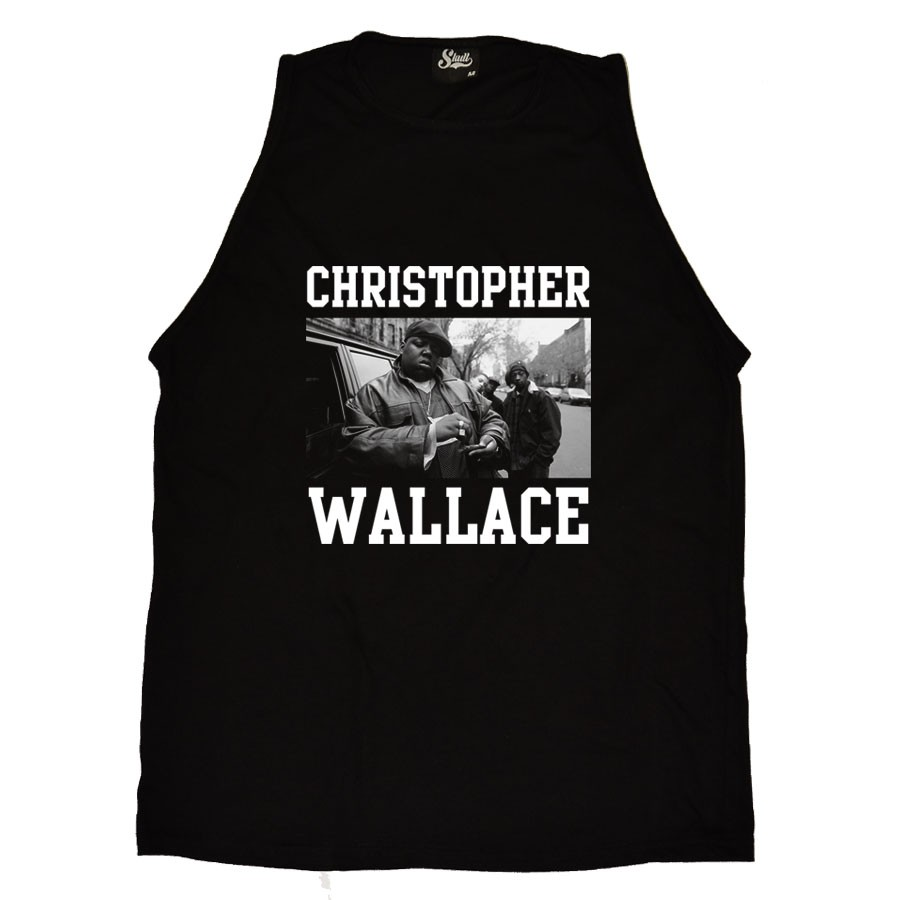 Regata Masculina Christopher Wallace