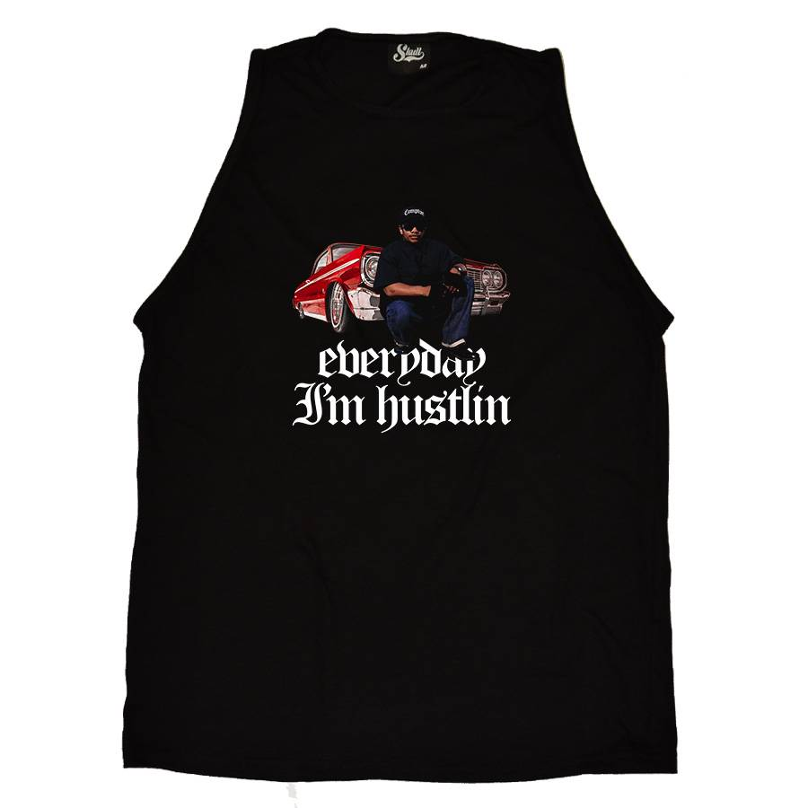 Regata Masculina Everyday I'm Hustlin