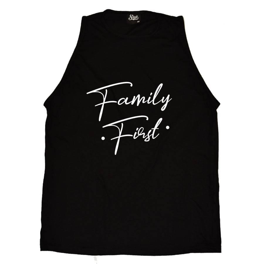 Regata Masculina Family First