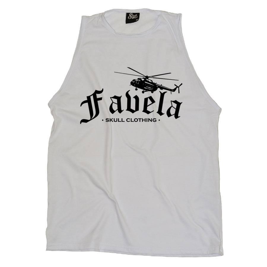 Regata Masculina Favela