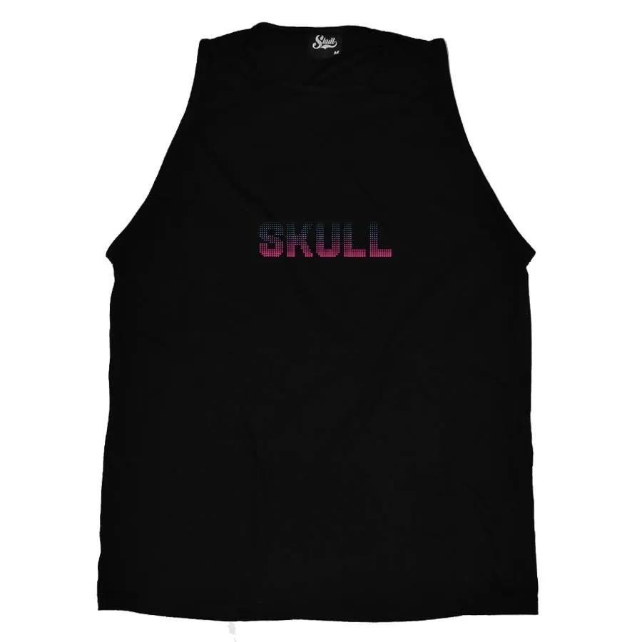 Regata Masculina Skull Colors