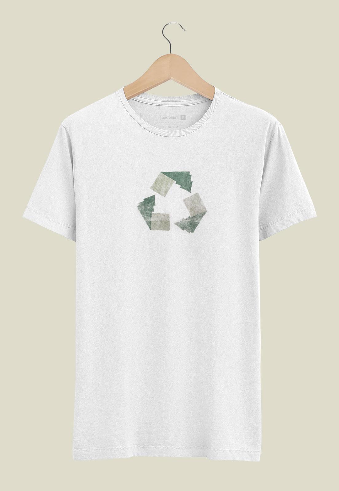Camiseta Ciclo Branca
