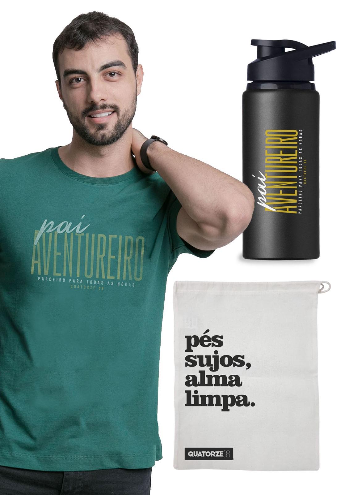 Kit Pai Aventureiro Verde