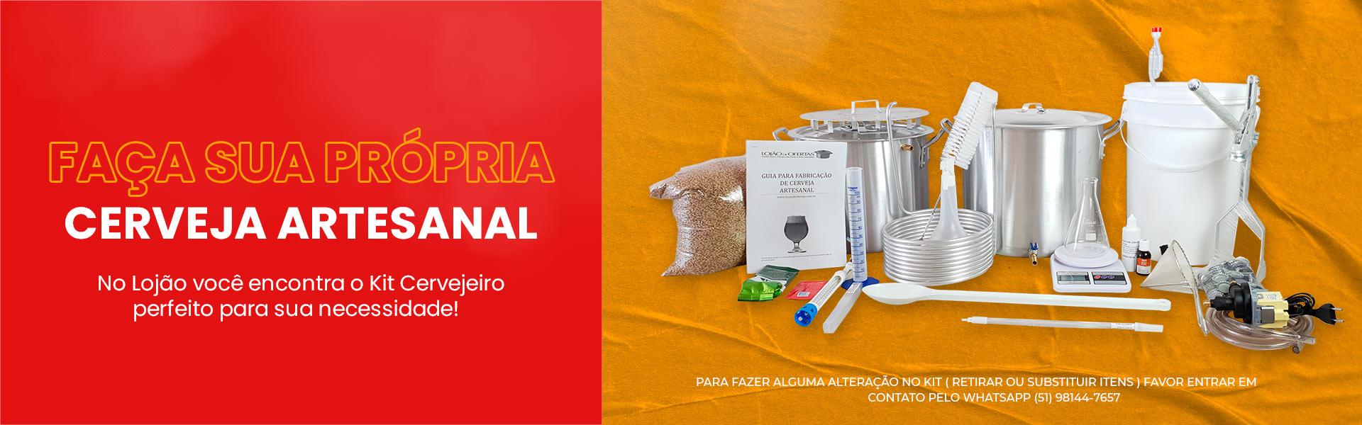 Banner Cerveja Artesanal