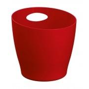 Balde de Gelo 6 litros - Vermelho - UZ Utilidades
