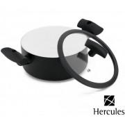 Caçarola 22 cm - 3,5 Litros - c/ Alças - Hercules
