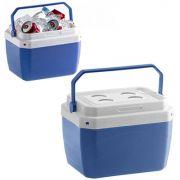 Caixa Térmica 17 litros Azul - Paramount