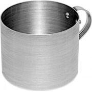 Caneca 10 cm - Alumínio Lixado - Royal