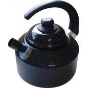 Chaleira Esmaltada 16 cm - 2 litros - Esmaltados Silva