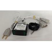 Controlador de Temperatura 2 Estágios MT516E - Com Ligação 110v - Full Gauge