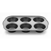 Forma para 6 Cupcakes - Linha Confitero - Multiflon