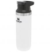 Garrafa Térmica Switchback 473 ml Branca - Stanley
