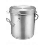 Marmitão Térmico 17 litros - Alumínio ABC