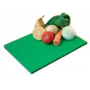 Placa de Polietileno Verde 35 x 25 x 1 cm - Kitplas