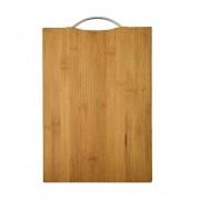 Tabua de Corte Bambu 24 x 34 cm - Ricaelle