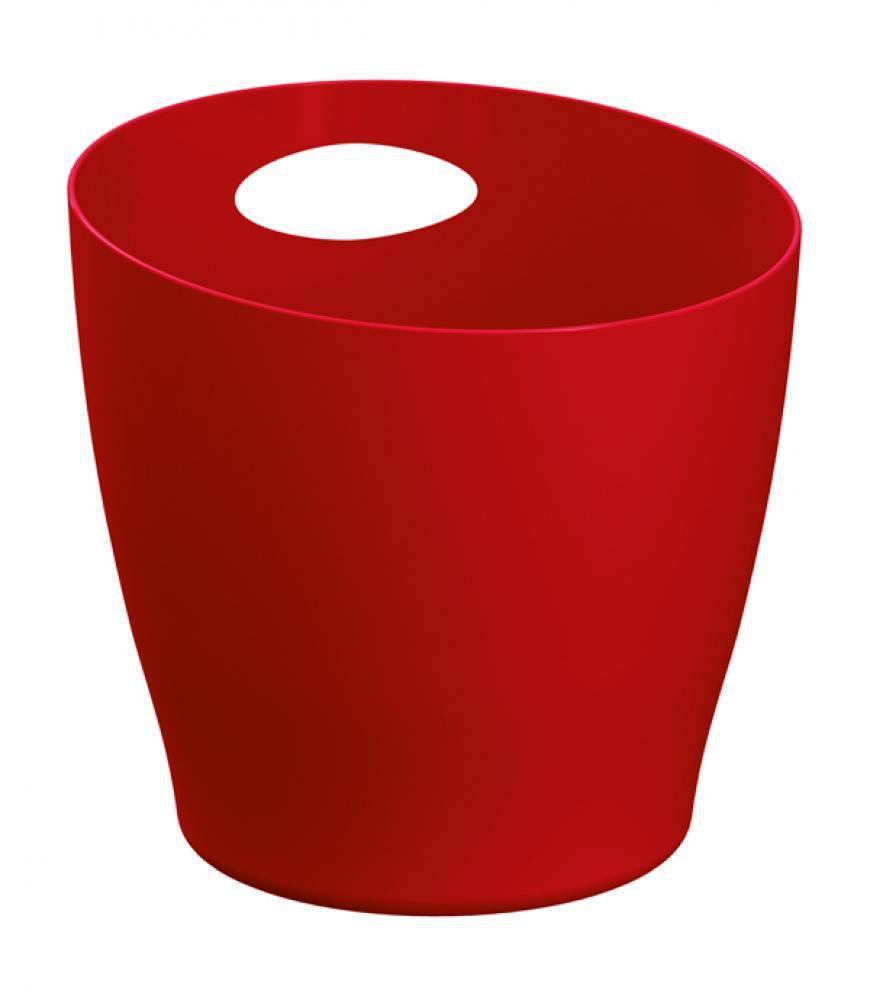 Balde de Gelo 6 litros - Vermelho - UZ Utilidades  - Lojão de Ofertas