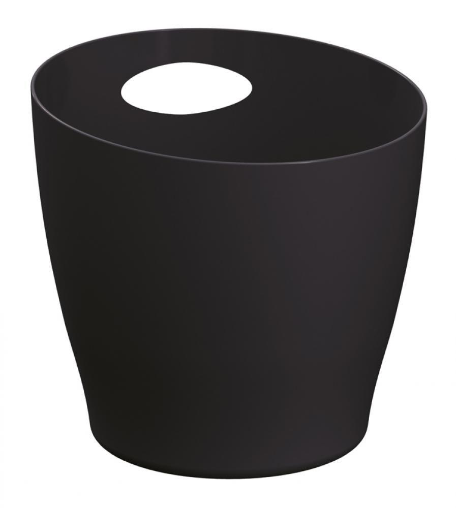 Balde de Gelo 6 litros - Preto - UZ Utilidades  - Lojão de Ofertas