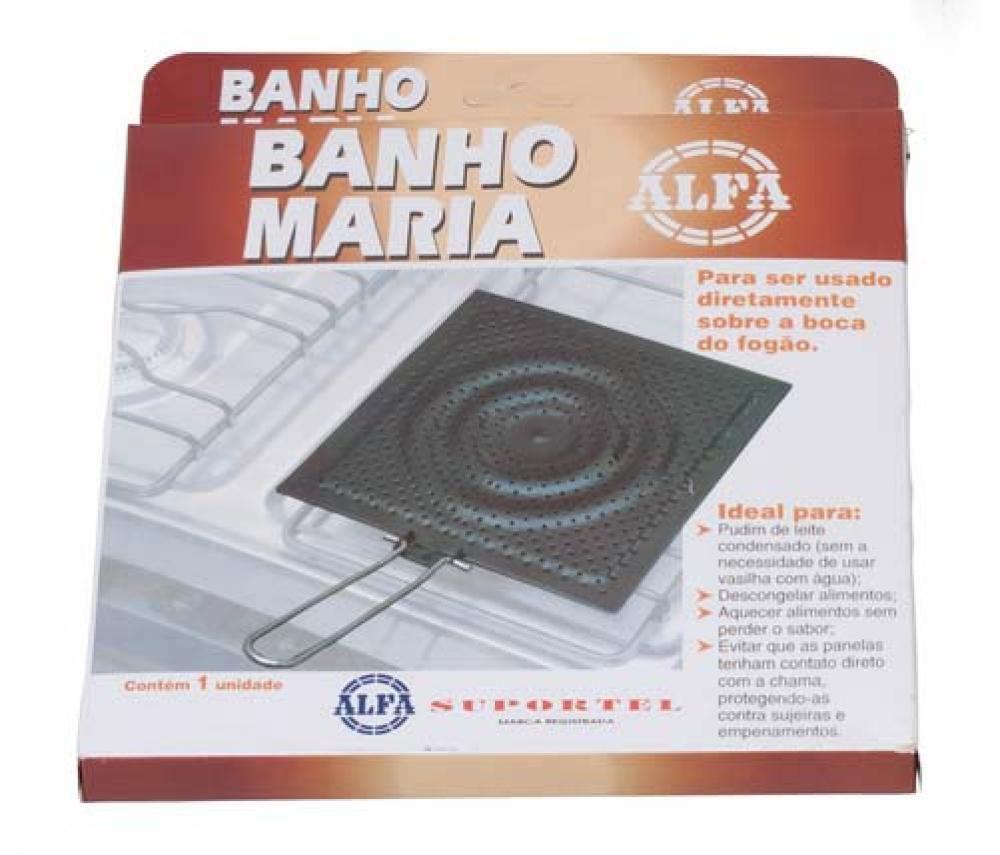 Banho Maria Alfa - Suportel  - Lojão de Ofertas