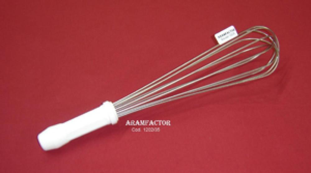 Batedor Tipo Pera (Fouet) 35 cm - Aramfactor  - Lojão de Ofertas