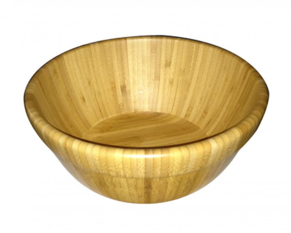 Bowl Grande de Bambu - Multiflon  - Lojão de Ofertas