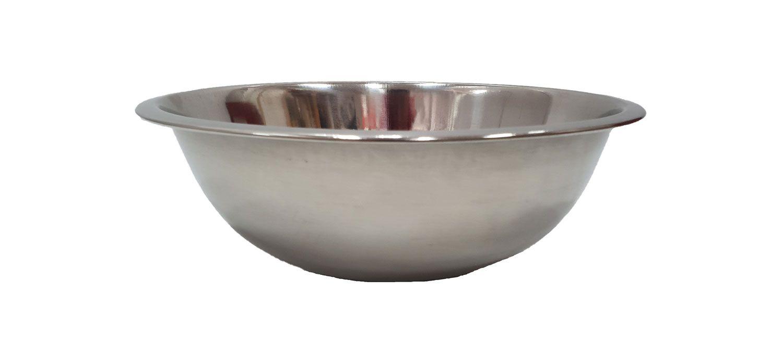 Bowl Inox 20 cm - Yangzi  - Lojão de Ofertas