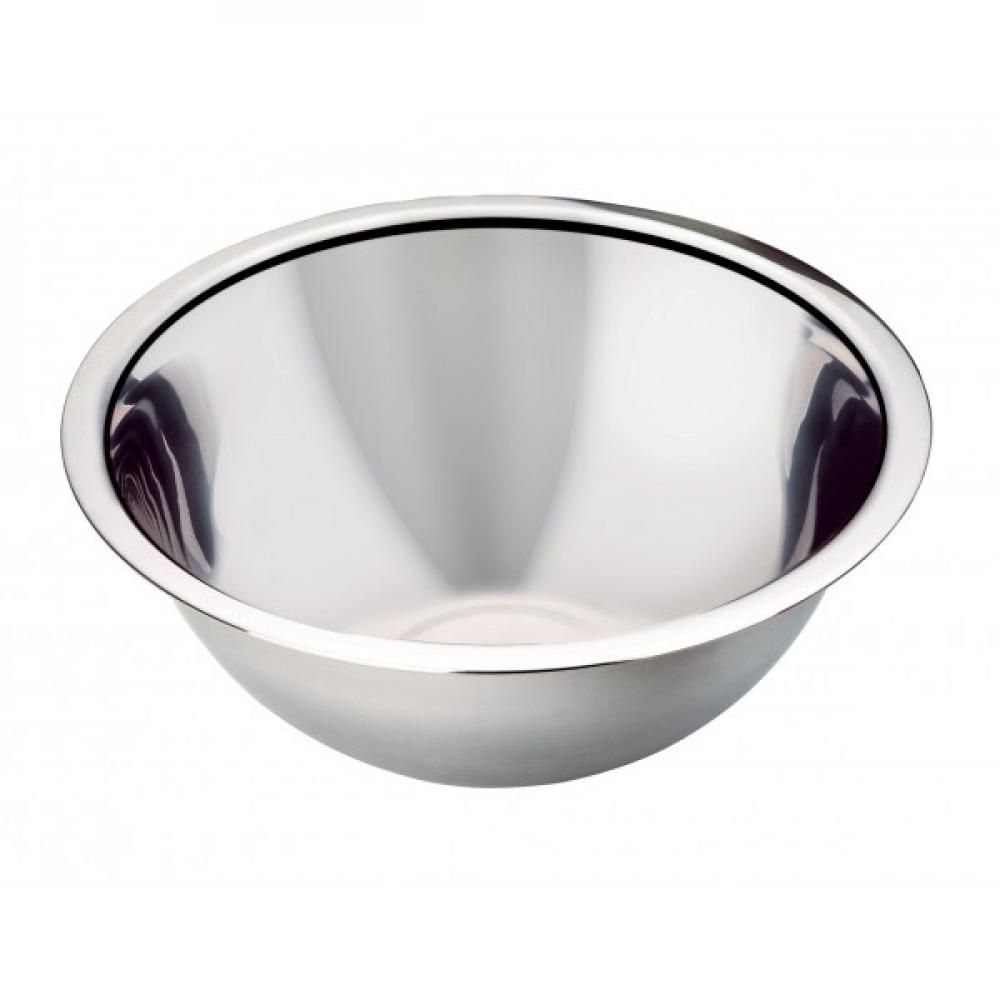 Tigela (Bowl) Inox 28 cm - GP Inox  - Lojão de Ofertas