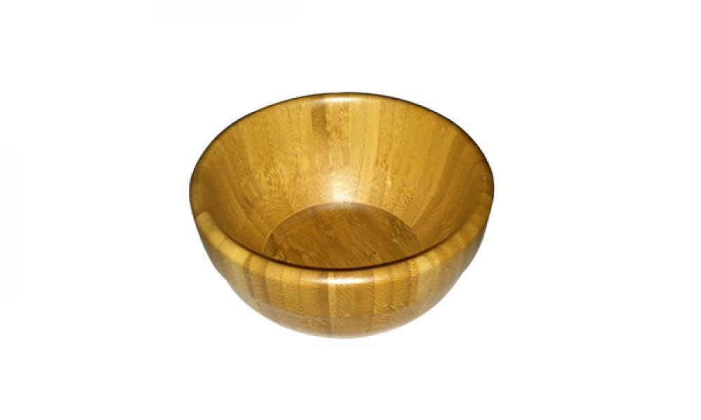 Bowl Pequeno de Bambu - Multiflon  - Lojão de Ofertas
