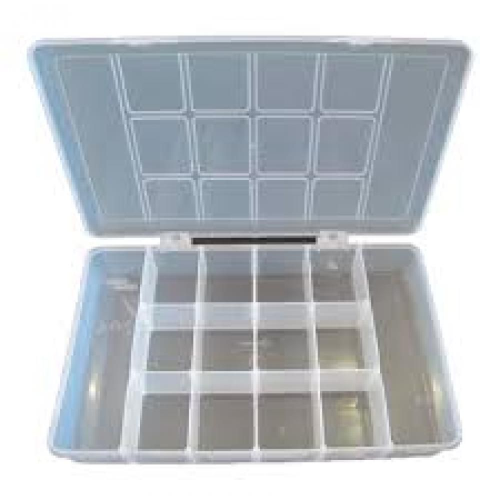Box Organizador Médio 23 x 14 x 4 cm - Paramount  - Lojão de Ofertas